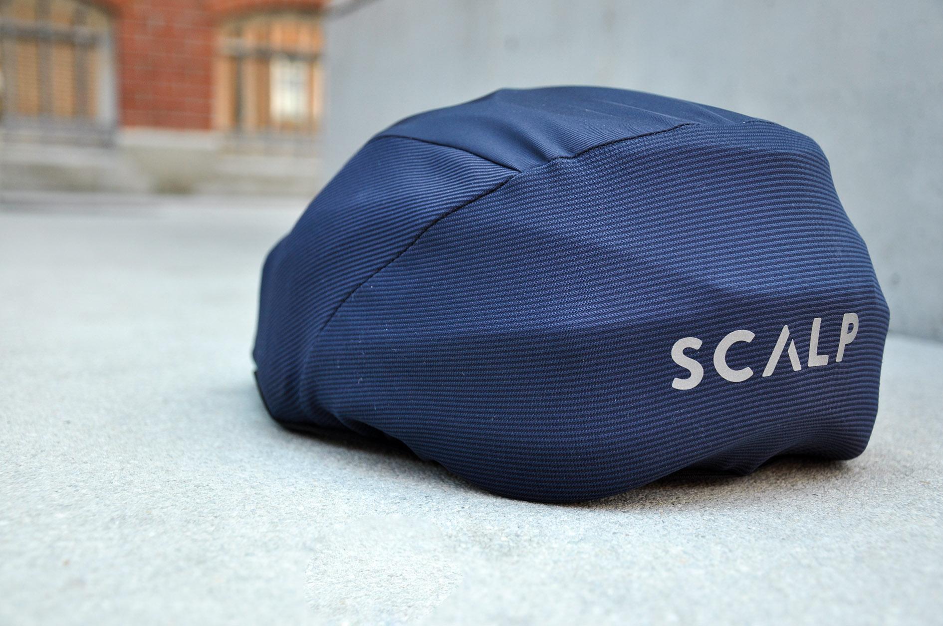 scalp fahrradhelm cover